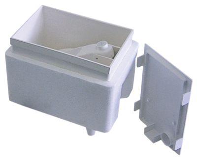 δοχείο φλοτέρ για παγομηχανή πλαστικό