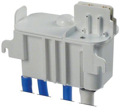 δοχείο φλοτέρ για παγομηχανή με μικροδιακόπτη πλαστικό