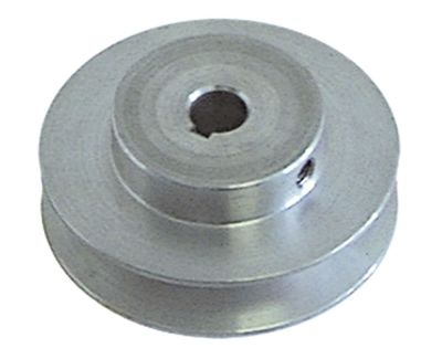 τροχαλία ιμάντα μονό ø δίσκου 60mm ø εισαγωγής άξονα 11mm βάθος εντομής 13mm