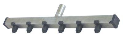 βραχίονας ψεκασμού Μ 300mm ακροφύσια 6 για παγομηχανή