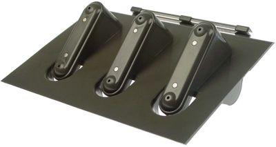 σύστημα ψεκασμού Μ 273mm W 180mm ακροφύσια 6 πλήρες για παγομηχανή