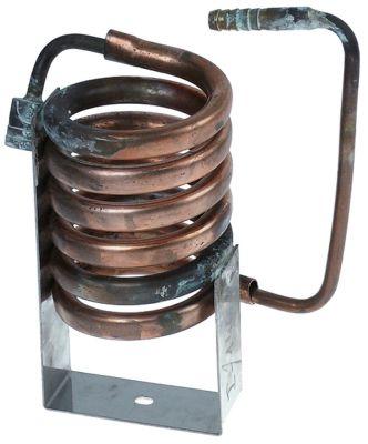 συμπυκνωτής για παγομηχανή W 190mm H 220mm Μ 100mm