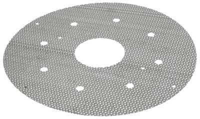 δίσκος τριψίματος ø 390mm για συσκευή αποφλοίωσης πατατών