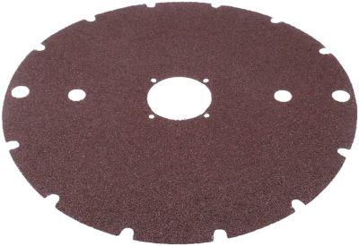 δίσκος λείανσης ø 367mm για συσκευή αποφλοίωσης πατατών