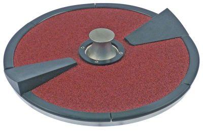 δίσκος λείανσης ø 380mm για συσκευή αποφλοίωσης πατατών