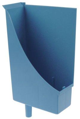 δοχείο αποχέτευσης Μ 145mm W 65mm H 225mm ø οπής 12,5mm