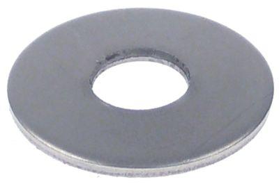 ροδέλες ø αναγν. 8mm ΕΞ. ø 22,4mm πάχος 1,5mm Ανοξείδωτο ατσάλι Ποσ. 1 τεμ.