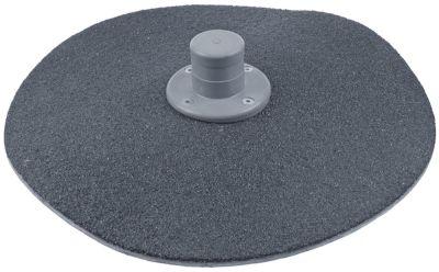 δίσκος λείανσης ø 570mm για συσκευή αποφλοίωσης πατατών για συσκευή PSM30