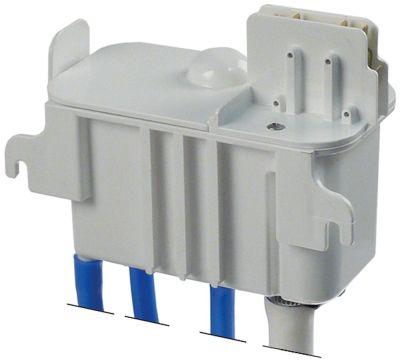 δοχείο φλοτέρ για παγομηχανή με μικροδιακόπτη πλαστικό κατάλληλο για