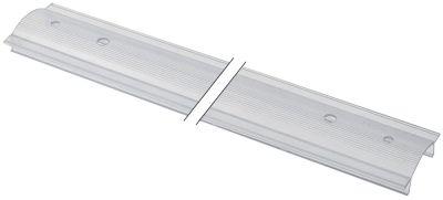κάλυμμα για εσωτερικό φωτισμό Μ 1380mm W 55mm H 20mm