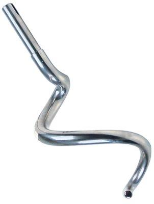 γάντζος ζύμης ø άξονα 17mm ωφέλιμο ύψος 235mm 12-18 S-C-F