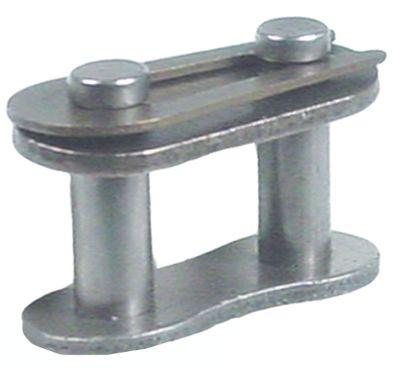 σύνδεσμος απλό DIN/ISO 05 B-1  διαχωρισμός 8mm
