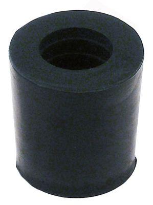 ποδαράκι ø 35mm H 38mm εσωτερική ø 20mm ελαστικό Ποσ. 1 τεμ.