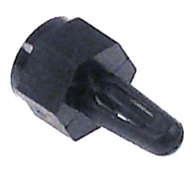 αποστάτης για πλακέτα H 6mm σπείρωμα M4