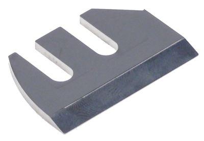 μαχαίρι W 45mm πάχος 2,5mm απόσταση στερέωσης 15mm