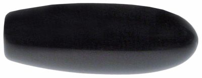 λαβή κωνική σπείρωμα M10  ø 29mm Μ 82mm μαύρο