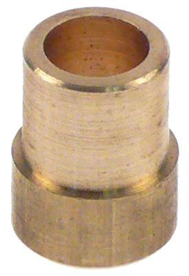 κύλινδρος ολίσθησης Μ 20,5mm ø 16mm ø αναγν. 10mm