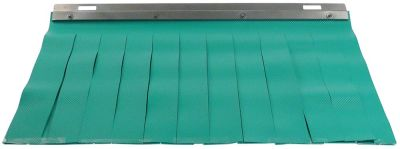 κουρτίνα W 650mm H 420mm πλαστικό πάχος 2mm