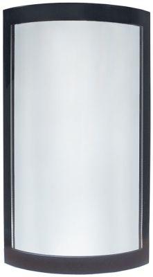 γυάλινη πλάκα Μ 715mm W 420mm H 120mm πάχος 20mm θολωτό θέση στερ. αριστερά/δεξιά