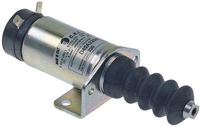 ηλεκτρονικός μαγνήτης 220V τάση AC   -Hz Μ 164mm W 65mm H 45mm 400W