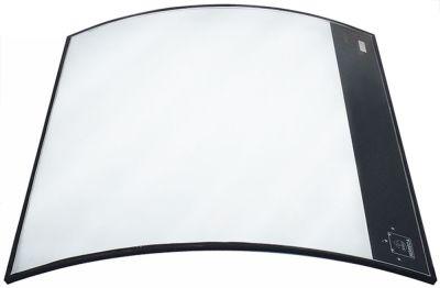 γυάλινη πλάκα Μ 773mm W 710mm πάχος 12mm θέση στερ. στην μπροστινή πλευρά για οθόνη ψυγείου