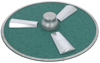δίσκος ξεφλουδίσματος ø 460mm για συσκευή αποφλοίωσης πατατών