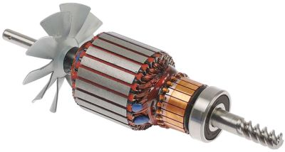 στροφείο 220-240 V Μ 180mm κατάλληλο για KitchenAid