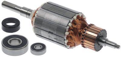 μοτέρ για μπλέντερ χειρός 230V ø άξονα 9mm με ρουλεμάν Μ 170mm για συσκευή MP550 ROBOT COUPE