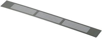 φίλτρο αέρα Μ 425mm W 46mm H  -mm ø  -mm θέση στερ. πλευρικό για μικροκύματα πάχος 2mm