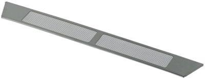 φίλτρο αέρα Μ 355mm W 42mm H  -mm ø  -mm θέση στερ. εμπρός για μικροκύματα πάχος 2mm
