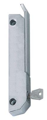 μοχλός κλειδώματος Μ 185mm απόσταση στερέωσης 150mm επιχρωμιωμένο