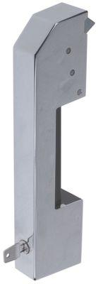 κλείστρο ψυκτικού θαλάμου τύπος JUMBO 6000  με δυνατότητα κλειδώματος Μ 300mm H 70mm W 40mm