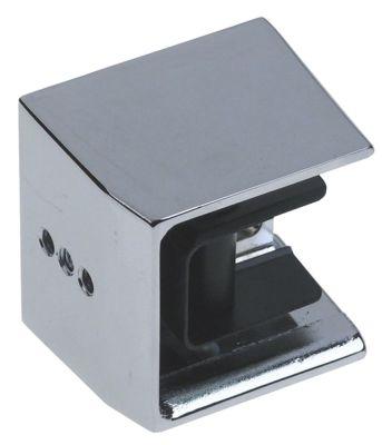 κλείστρο πόρτας για μετατόπιση 30-43 mm ψυκτικός θάλαμος απόσταση στερέωσης 30mm W 61mm