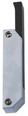 μοχλός κλειδώματος Μ 137mm απόσταση στερέωσης 118mm πλαστικό δεν κλειδώνεται