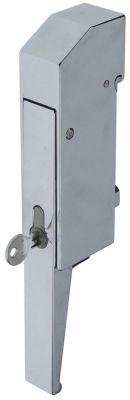 κλείστρο ψυκτικού θαλάμου πάχος πόρτας 70-160 mm Μ 290mm H 69mm W 40mm περιστροφή  -