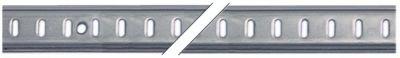 στήριγμα άξονα ρύθμισης Μ 1000mm W 22mm H 4mm διάφραγμα 3x8 mm απόσταση οπής 12,5mm
