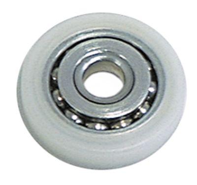 κύλινδρος øράουλου 25,4mm B1 5,5mm συνολικό πλάτος 7,1mm A 25,4mm B 5,5mm C 7,1mm