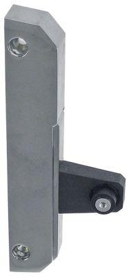 κλειδαριά συρταριού Μ 185mm απόσταση στερέωσης 150mm δεν κλειδώνεται