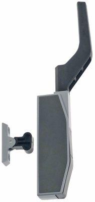 μοχλός κλειδώματος απόσταση στερέωσης 158mm Μ 181mm μονάδες ψύξης εξωτερική κλειδαριά