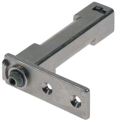 ελατήριο μεντεσέ Μ 111mm W 75mm απόσταση στερέωσης 25mm δεξιά/αριστερά ψυγείο