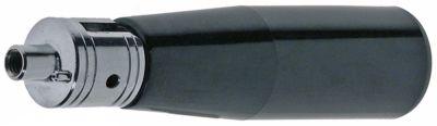 λαβή πτυσσόμενη ø 28mm συνολικό μήκος 105mm ø έδρας 21mm ø άξονα 8mm σπείρωμα M6