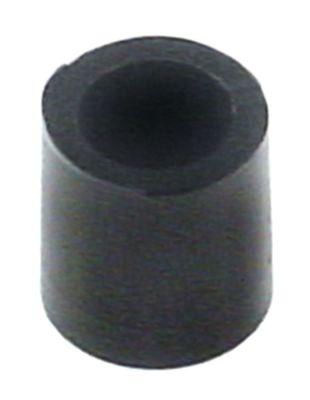 εξάρτημα για γωνία προφυλακτήρα ø 10mm Μ 11mm μαύρο Ποσ. 16 τεμ.