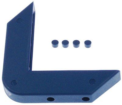 γωνιακός προφυλακτήρας εξωτερικό μήκος 174mm εσωτερικό μήκος 133mm W 40mm H 30mm