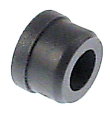 εξάρτημα για γωνία προφυλακτήρα ø 10mm Μ 8mm γκρι Ποσ. 1 τεμ.