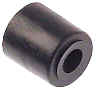 εξάρτημα για γωνία προφυλακτήρα ø 11mm Μ 12mm μαύρο Ποσ. 1 τεμ.