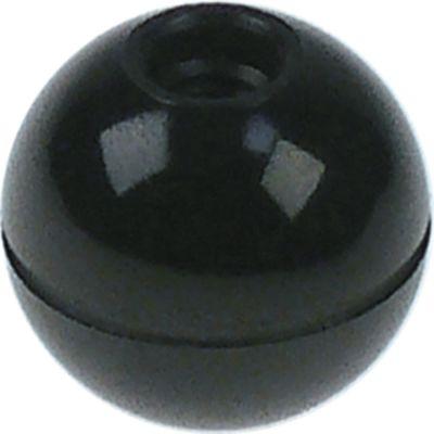 λαβή μπάλα σπείρωμα M6  ø 20mm