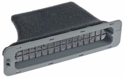 φίλτρο Μ 220mm W 50mm ø  -mm H 150mm σειρά SCC