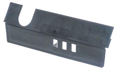 πρόσοψη για καταψύκτη W 170mm H 55mm