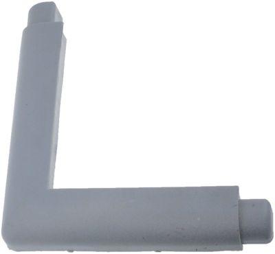 γωνιακός προφυλακτήρας εξωτερικό μήκος 180mm εσωτερικό μήκος 148mm W 34mm H 22mm