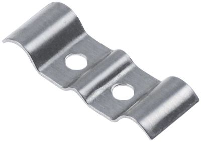 έλασμα αισθητήρα για ø αισθητηρίου 6mm Ποσ. 1 τεμ. Μ 40mm W 14mm